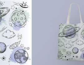 nº 14 pour Artwork design for textile pattern par pergeo