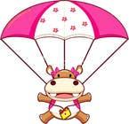 Illustration for a company mascot. [Hippo] için Graphic Design19 No.lu Yarışma Girdisi