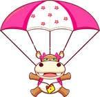 Illustration for a company mascot. [Hippo] için Graphic Design22 No.lu Yarışma Girdisi