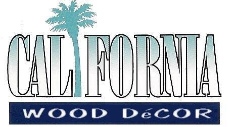 Inscrição nº 52 do Concurso para Design a Logo for California Wood Decor