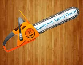 #50 for Design a Logo for California Wood Decor af nawafsheikh