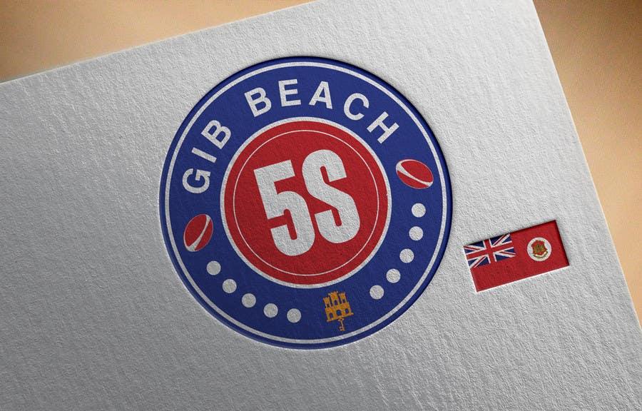 Inscrição nº 20 do Concurso para Design a Logo for Beach Rugby - Use your imagination!
