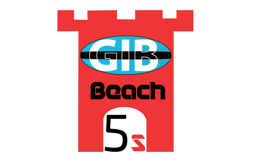 Entri Kontes #                                        13                                      untuk                                        Design a Logo for Beach Rugby - Use your imagination!