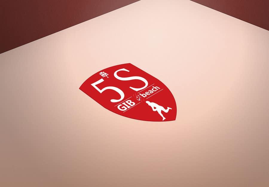 Kilpailutyö #15 kilpailussa Design a Logo for Beach Rugby - Use your imagination!