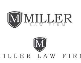 #15 cho Logo Design for Miller Law Firm bởi designstore