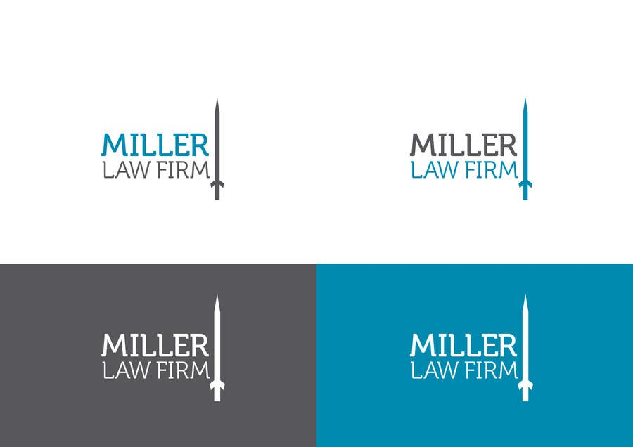 #39 for Logo Design for Miller Law Firm by humphreysmartin