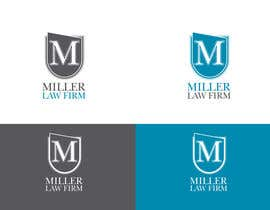 #44 for Logo Design for Miller Law Firm af humphreysmartin