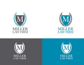 #45 for Logo Design for Miller Law Firm af humphreysmartin