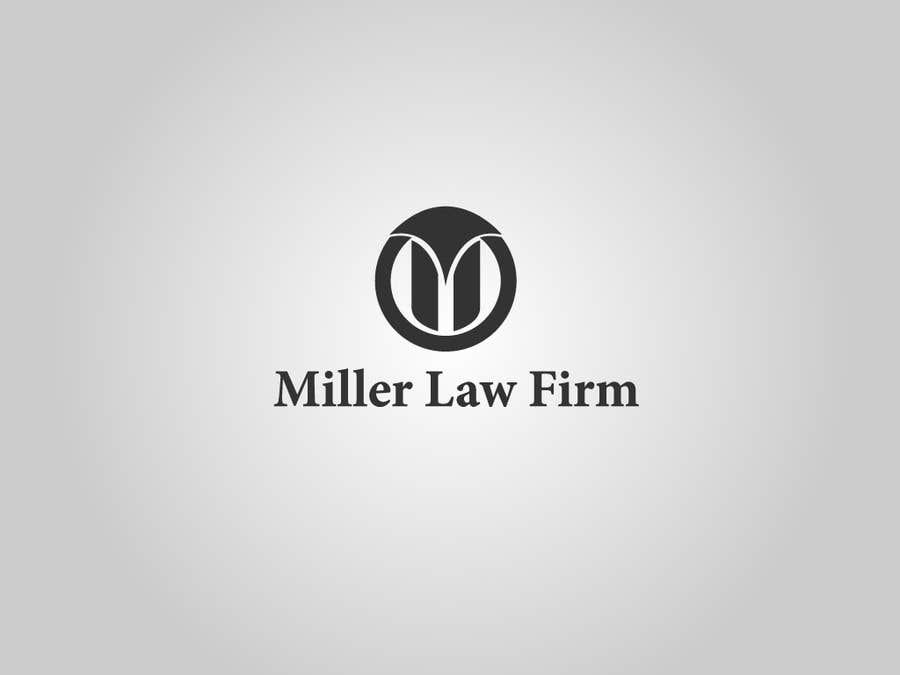 #55 for Logo Design for Miller Law Firm by rashedhannan
