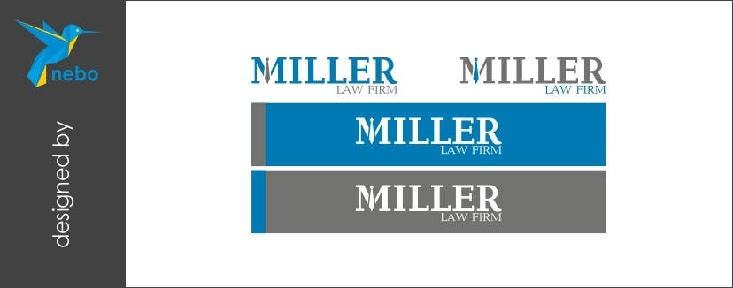 Konkurrenceindlæg #                                        28                                      for                                         Logo Design for Miller Law Firm
