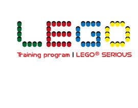 #27 for 设计徽标 for LEGO X Corporate Training Company Logo Design by infosouhayl