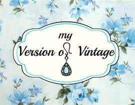 #24 for Design a Logo for Vintage Jewelry Business by oshaparenko