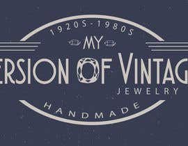 #44 for Design a Logo for Vintage Jewelry Business by layniepritchard