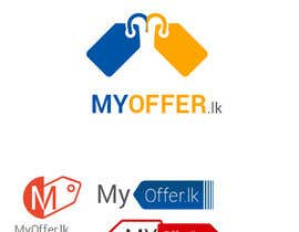 nº 29 pour Design a Logo for website :www.MYOFFER.LK par ahamedazhar