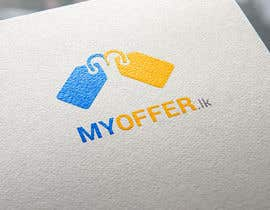 nº 31 pour Design a Logo for website :www.MYOFFER.LK par ahamedazhar