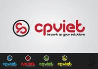 Graphic Design Entri Peraduan #140 for Logo Design for CPVIET