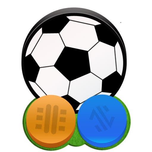 Bài tham dự cuộc thi #51 cho Logo Design for Soccer Game