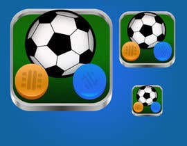 nº 56 pour Logo Design for Soccer Game par arshidkv12