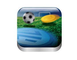 nº 37 pour Logo Design for Soccer Game par anamiruna
