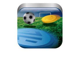 nº 39 pour Logo Design for Soccer Game par anamiruna