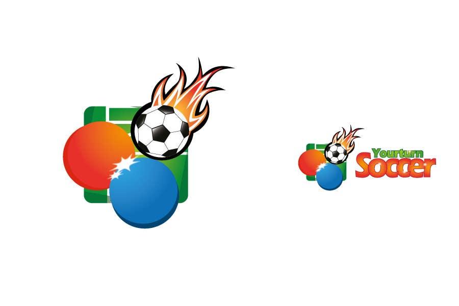 Bài tham dự cuộc thi #75 cho Logo Design for Soccer Game