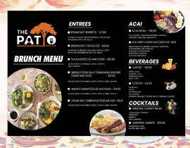 #30 for 2 Menu Designs for 1 Restaurant by Naima181