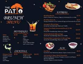 #32 cho 2 Menu Designs for 1 Restaurant bởi mdjahidul306