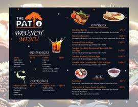 #33 cho 2 Menu Designs for 1 Restaurant bởi mdjahidul306