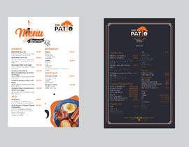 #11 for 2 Menu Designs for 1 Restaurant by isaacoladele