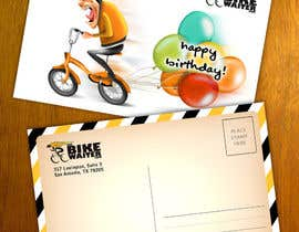 #18 for Design a Happy Birthday postcard for our customers by Spector01