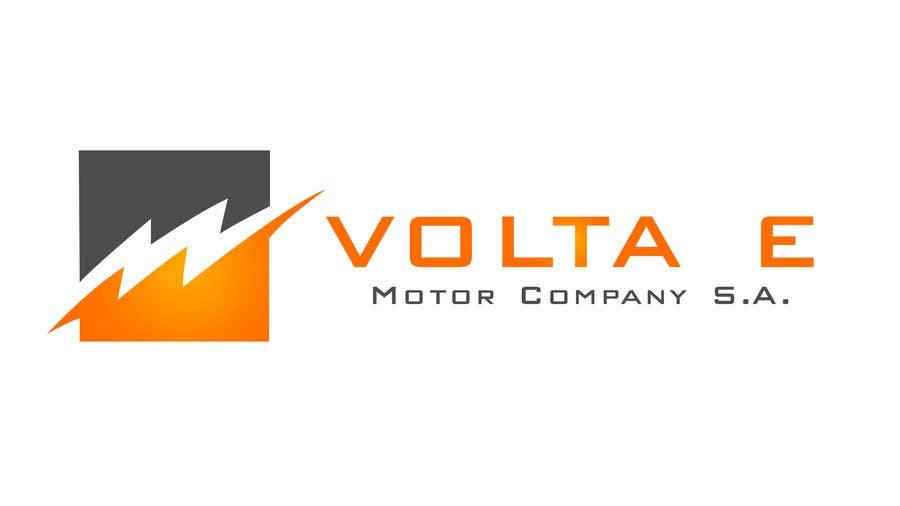 Kilpailutyö #33 kilpailussa Design a Logo for Volta E