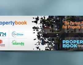 Nro 21 kilpailuun Propertybook has grown Banner käyttäjältä mbhiuya