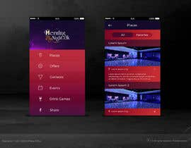 #27 for App design/layout (2 frames) by aliasgar6311