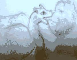 "#63 for I need some Graphic Design for design of a ""Dragon Cloud"" -- 4 by appu2620001"