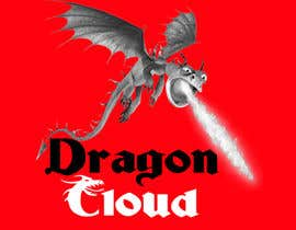 "#69 for I need some Graphic Design for design of a ""Dragon Cloud"" -- 4 by dheerajxm"