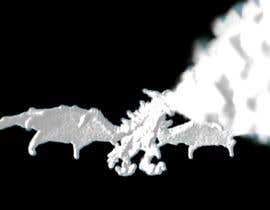 "#79 for I need some Graphic Design for design of a ""Dragon Cloud"" -- 4 by bordel23"