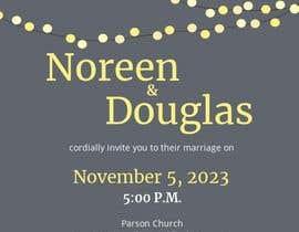 #8 cho Design a Wedding Invitiation Card bởi navywizard