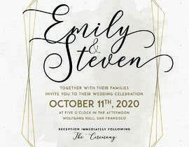 #3 cho Design a Wedding Invitiation Card bởi MHHF