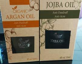 tohiduddin tarafından Organic Oil box design için no 38