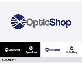 nº 18 pour Logo Design for OpticShop.ro par PilarAlderete