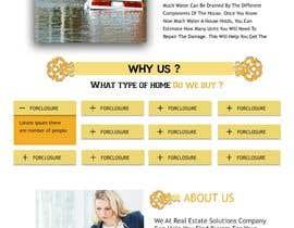 #40 for 1 page website design / redesign af chowdhury30