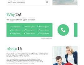 #62 for 1 page website design / redesign af KarlDamus