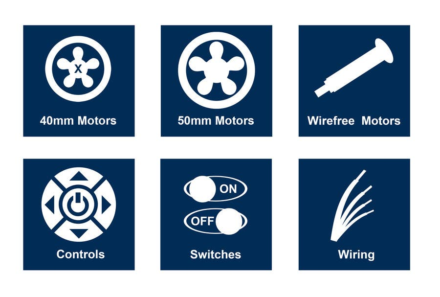 Contest Entry #                                        3                                      for                                         Design some Icons for automation website