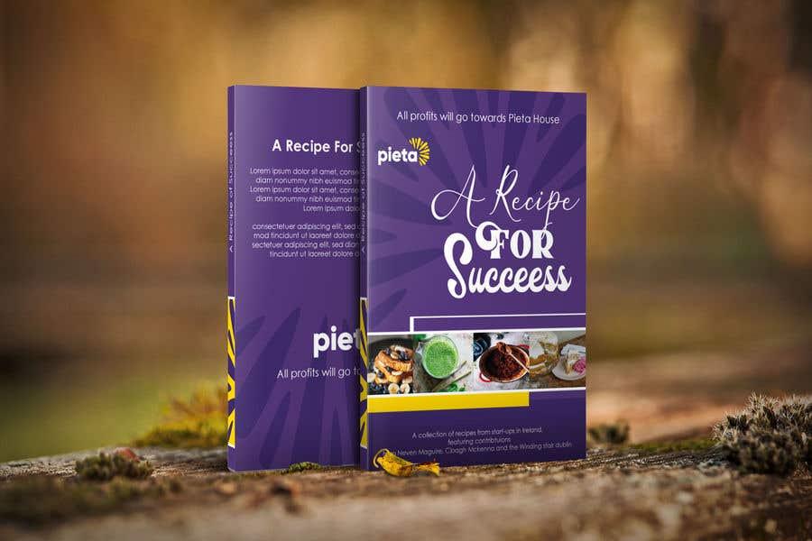 Penyertaan Peraduan #                                        24                                      untuk                                         Cover for Cookbook in aid of Pieta House