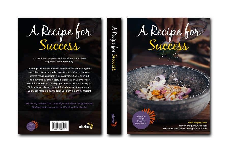 Penyertaan Peraduan #                                        92                                      untuk                                         Cover for Cookbook in aid of Pieta House