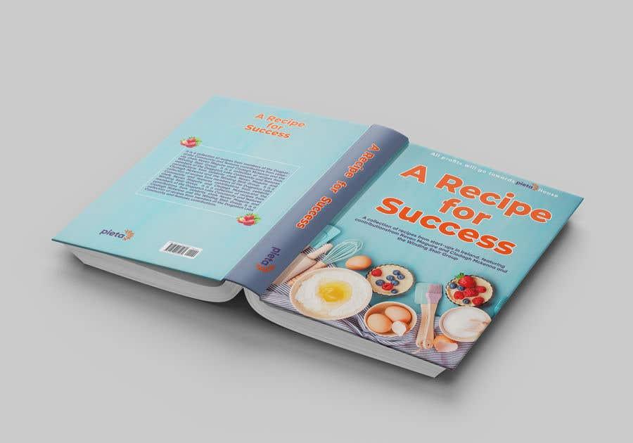 Penyertaan Peraduan #                                        161                                      untuk                                         Cover for Cookbook in aid of Pieta House