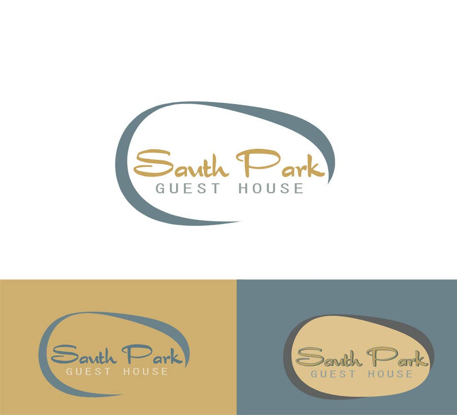 Participación en el concurso Nro.117 para Design a Logo/ Business card for South Park Guest House