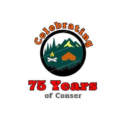 Inscrição nº                                         85                                      do Concurso para                                         Celebrating 75 Years of Conservation