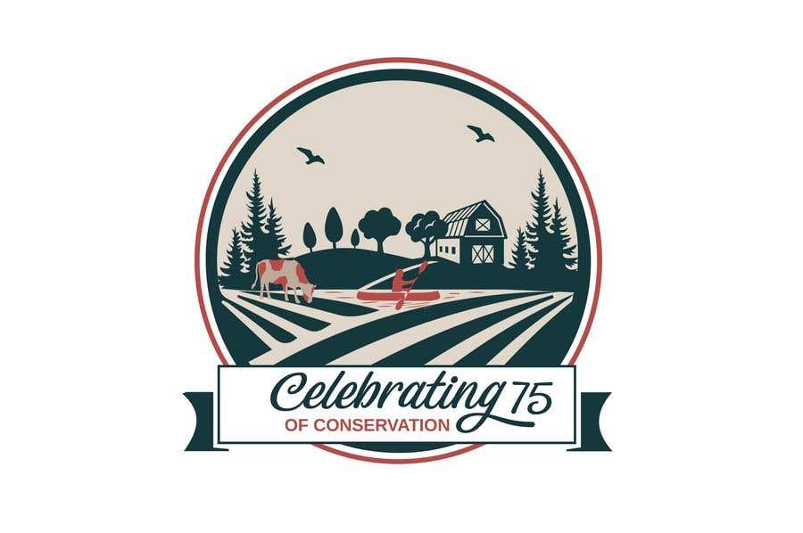 Inscrição nº                                         79                                      do Concurso para                                         Celebrating 75 Years of Conservation
