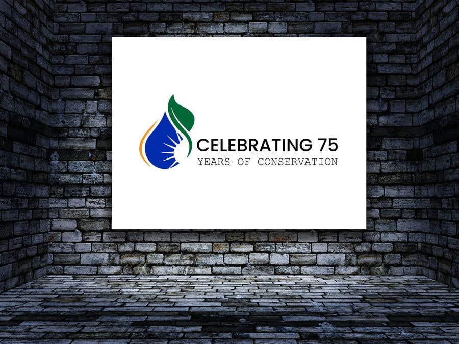Inscrição nº                                         52                                      do Concurso para                                         Celebrating 75 Years of Conservation